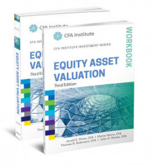 Equity Asset Valuation Book and Workbook Set av Jerald E. Pinto (Heftet)