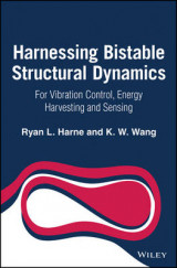Omslag - Harnessing Bistable Structural Dynamics
