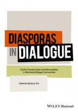 Omslag - Diasporas in Dialogue