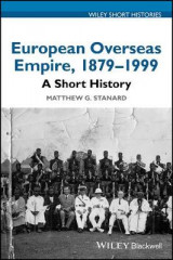Omslag - European Overseas Empire 1879-1999