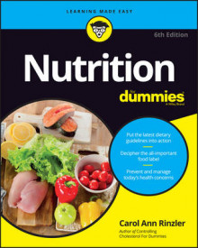 Nutrition for Dummies, 6th Edition av Carol Ann Rinzler (Heftet)