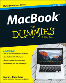 MacBook For Dummies av Mark L. Chambers (Heftet)