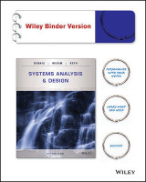Omslag - Systems Analysis and Design