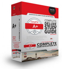 CompTIA A+ Complete Certification Kit av Quentin Docter (Heftet)