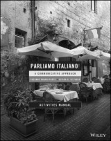 Omslag - Parliamo Italiano!, Activities Manual