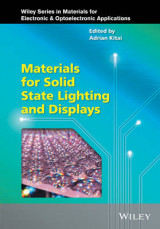 Omslag - Materials for Solid State Lighting and Displays