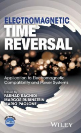 Omslag - Electromagnetic Time Reversal: Applied to EMC and Power Systems