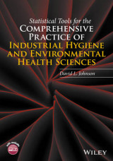 Omslag - Statistical Tools for the Comprehensive Practice of Industrial Hygiene and Environmental Health Sciences