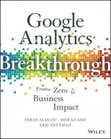 Google Analytics Breakthrough av Feras Alhlou, Shiraz Asif og Eric Fettman (Innbundet)
