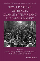 Omslag - New Perspectives on Health, Disability, Welfare and the Labour Market