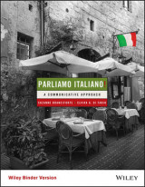 Omslag - Parliamo Italiano!, Binder Ready Version