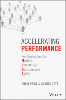 Accelerating Performance av Colin Price og Sharon Toye (Innbundet)