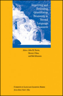 Improving and Extending Quantitative Reasoning in Second Language Research av John M. Norris, Steven J. Ross og Rob Schoonen (Heftet)