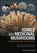 Omslag - Edible and Medicinal Mushrooms