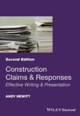 Omslag - Construction Claims and Responses