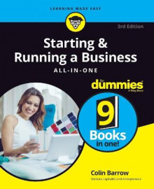Starting & Running a Business All-in-One For Dummies av Colin Barrow (Heftet)