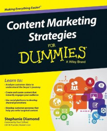 Content Marketing Strategies For Dummies av Stephanie Diamond (Heftet)