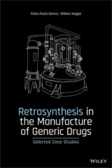 Omslag - Retrosynthesis in the Manufacture of Generic Drugs