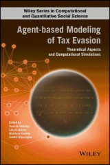 Omslag - Agent-based Modeling of Tax Evasion