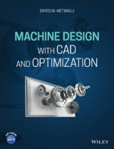 Omslag - Machine Design with CAD and Optimization
