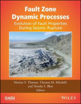 Omslag - Fault Zone Dynamic Processes