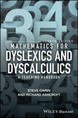 Omslag - Mathematics for Dyslexics and Dyscalculics
