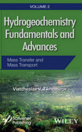 Omslag - Hydrogeochemistry Fundamentals and Advances: Volume 2