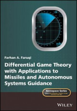 Omslag - Differential Game Theory with Applications to Missiles and Autonomous Systems Guidance