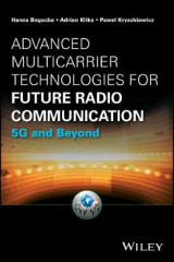 Omslag - Advanced Multicarrier Technologies for Future Radio Communication