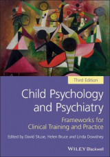Omslag - Child Psychology and Psychiatry