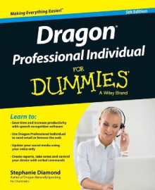 Dragon Professional Individual For Dummies av Stephanie Diamond (Heftet)