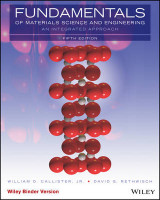 Omslag - Fundamentals of Materials Science and Engineering