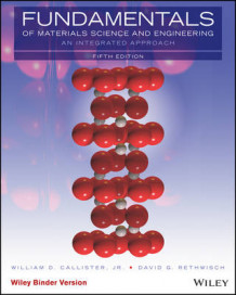 Fundamentals of Materials Science and Engineering, Binder Ready Version av William D Callister og David G Rethwisch (Perm)