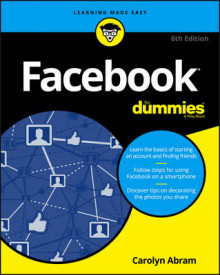 Facebook For Dummies av Carolyn Abram (Heftet)