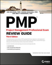 PMP: Project Management Professional Review Guide av Kim Heldman, Vanina Mangano, Brett Feddersen og Sean Whitaker (Heftet)