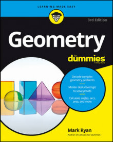 Geometry For Dummies av Mark Ryan (Heftet)