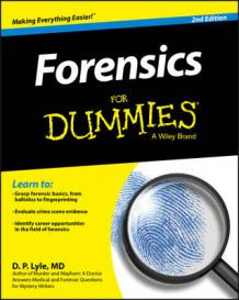 Forensics For Dummies av Douglas P. Lyle (Heftet)