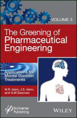 Omslag - The Greening of Pharmaceutical Engineering
