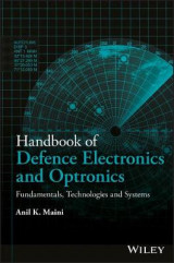 Omslag - Handbook of Defence Electronics and Optronics