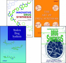 Drug Synthesis Book Set av Jie Jack Li og Douglas S. Johnson (Innbundet)