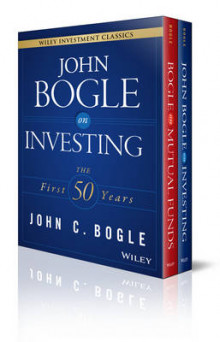 John C. Bogle Investment Classics Boxed Set: Bogle on Mutual Funds & Bogle on Investing av John C. Bogle (Innbundet)