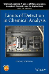 Omslag - Limits of Detection in Chemical Analysis