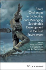 Omslag - Future Challenges in Evaluating and Managing Sustainable Development in the Built Environment