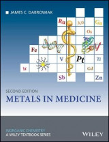 Omslag - Metals in Medicine