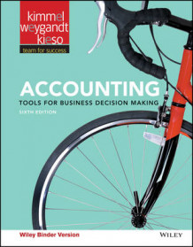 Accounting, Binder Ready Version av Paul D Kimmel, Jerry J Weygandt og Donald E Kieso (Perm)