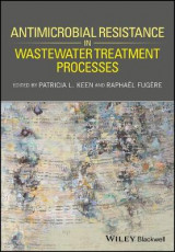 Omslag - Antimicrobial Resistance in Wastewater Treatment Processes