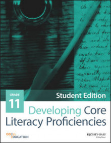 Developing Core Literacy Proficiencies: Grade 11 av Odell Education (Heftet)