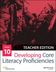 Developing Core Literacy Proficiencies: Grade 10 av Odell Education (Heftet)