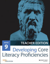 Omslag - Developing Core Literacy Proficiencies: Grade 9