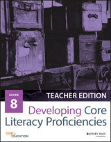 Omslag - Developing Core Literacy Proficiencies: Teacher Guide Grade 8